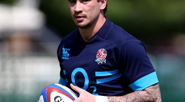 Danny Cipriani is aiming to relaunch his England career in New Zealand this summer