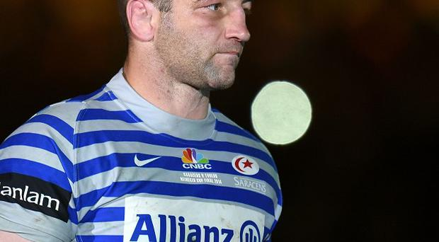 Saracens captain Steve Borthwick will retire after Saturday's Aviva Premiership final