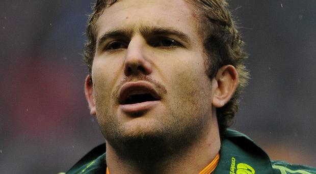 Jaco Taute's late drop goal earned the Stormers a surprise victory over the Sharks