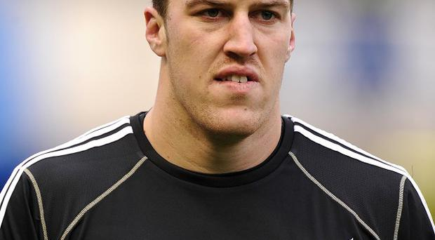 Brodie Retallick struggled to name an England player