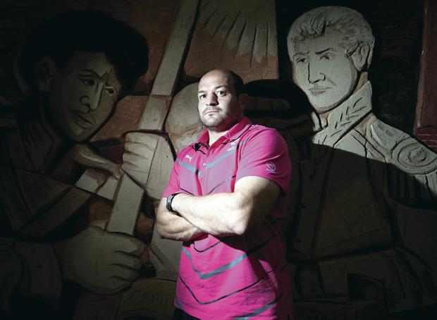 Lining out: Rory Best reflects on his mixed fortunes at Resistancia, Argentina