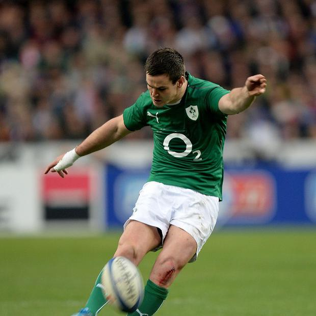 Ireland's Jonathan Sexton helped them beat Argentina