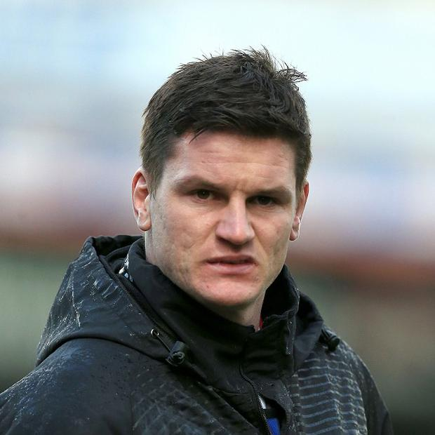 Freddie Burns was pleased with England's showing