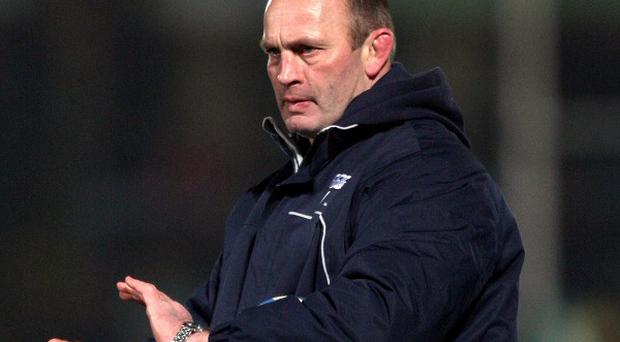 Vern Cotter, pictured, has reasons to be cheerful
