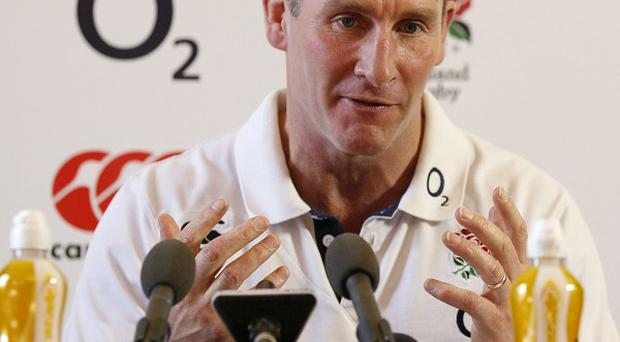 Stuart Lancaster, pictured, has some selection decisions to mull over