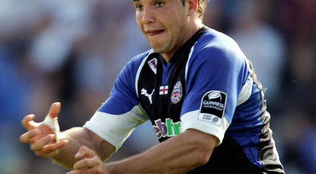 Olly Barkley has signed for London Welsh