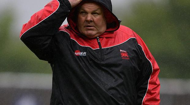 London Welsh head coach Justin Burnell has signed three more players on Tuesday