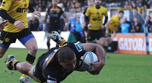 Tonga international Taione Vea has joined London Welsh from Wasps.