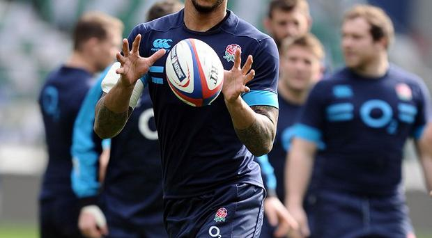 Courtney Lawes, pictured, has turned into an England mainstay thanks to Northampton coach Dorian West's tutelage