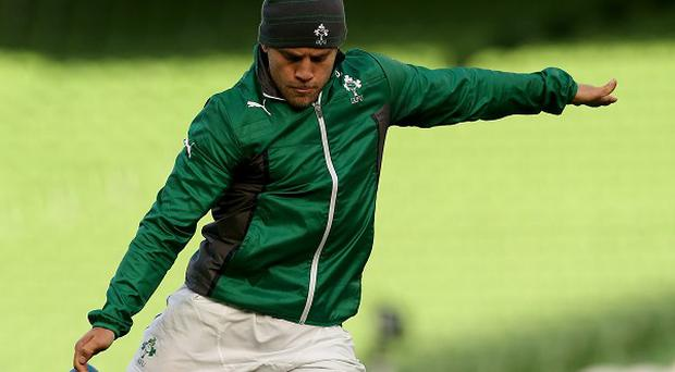 Ian Madigan climbed off the bench to help Ireland defeat Argentina in Tucuman