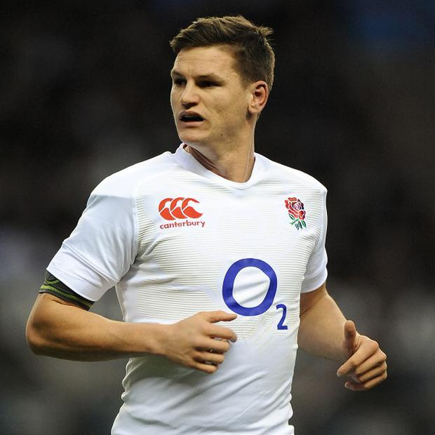 Freddie Burns is set to get the nod at fly-half against the All Blacks on Saturday