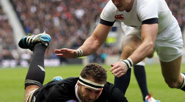 Kieran Read is fit to return to New Zealand's back-row for the third Test against England on Saturday