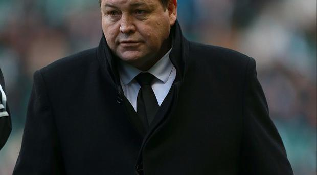 New Zealand coach Steve Hansen believes England are struggling to choose a suitable tactical approach