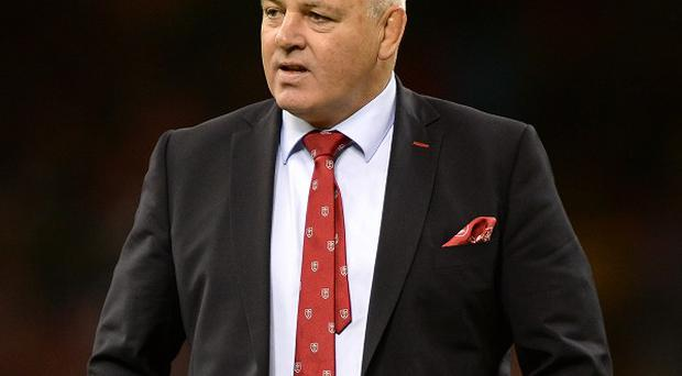 Wales head coach Warren Gatland has made two changes for the second Test against South Africa