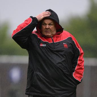London Welsh head coach Justin Burnell, pictured, has been busy bolstering his squad since winning promotion