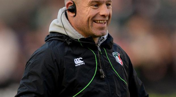 Leicester rugby director Richard Cockerill has further options for his front row after brining in two new props