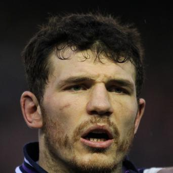 Tim Swinson, pictured, expects a tough battle against whichever side South Africa field