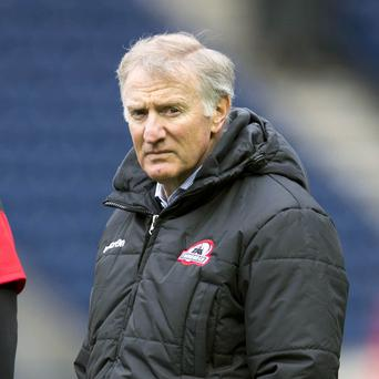 Edinburgh head coach Alan Solomons has brought in a new stand-off