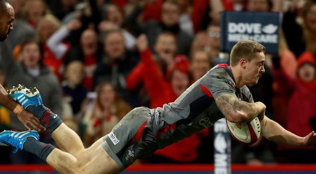 Owen Williams was hurt while playing in the inaugural World Club 10s competition eight days ago