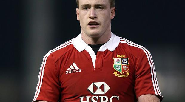 British & Irish Lion Stuart Hogg will compete for Scotland in the rugby sevens at this month's Commonwealth Games