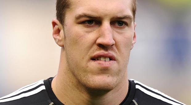Brodie Retallick scored the Chiefs' second try