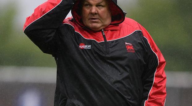 London Welsh head coach Justin Burnell wants more than just survival in the Aviva Premiership this season
