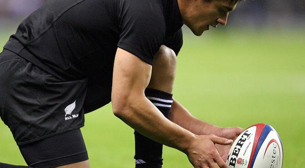 Dan Carter converted the last score of the game for the Crusaders