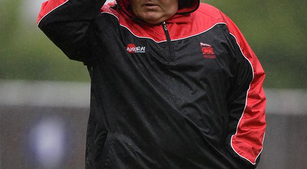 London Welsh head coach Justin Burnell, pictured, says Lachlan McCaffrey first caught his eye in Singapore