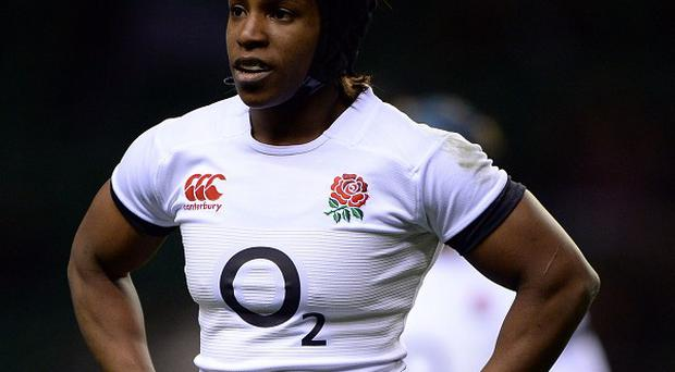 Margaret Alphonsi has been named in the England squad for the Rugby World Cup