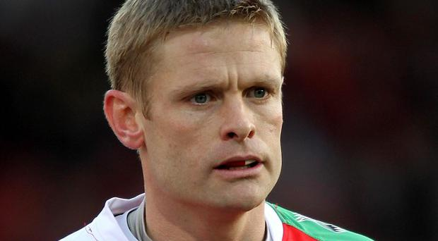Iain Balshaw has announced his retirement at the age of 35.