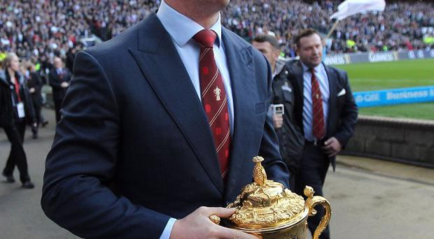Mike Tindall was part of the England side that won the 2003 World Cup