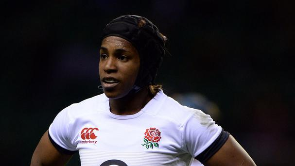 Maggie Alphonsi hopes to play a major role in England's bid for Women's Rugby World Cup glory