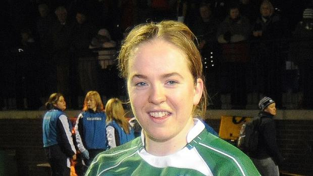 Niamh Briggs crossed for two tries as Ireland beat the United States on Friday evening