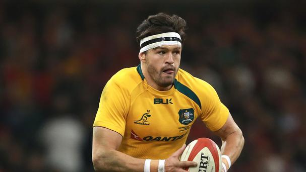 Australia centre Adam Ashley-Cooper scored two tries as the Waratahs were crowned Super Rugby champions