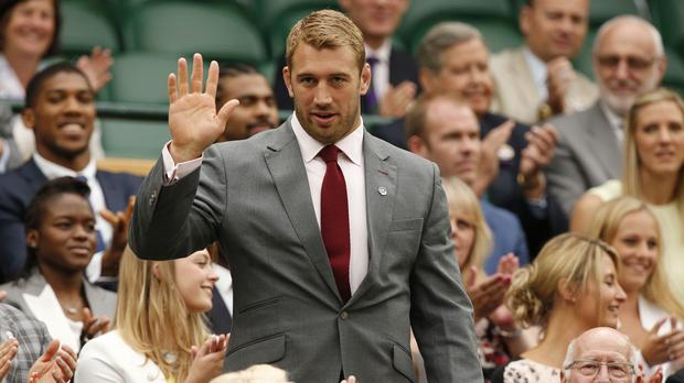Chris Robshaw is no longer captain of Harlequins