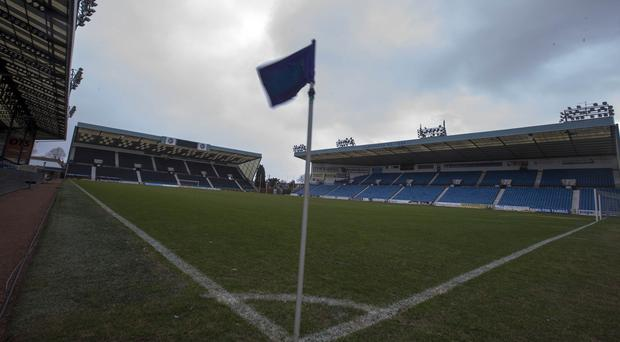 Rugby Park will stage rugby