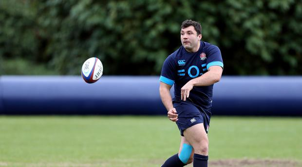 Alex Corbisiero is back on England duty following knee problems