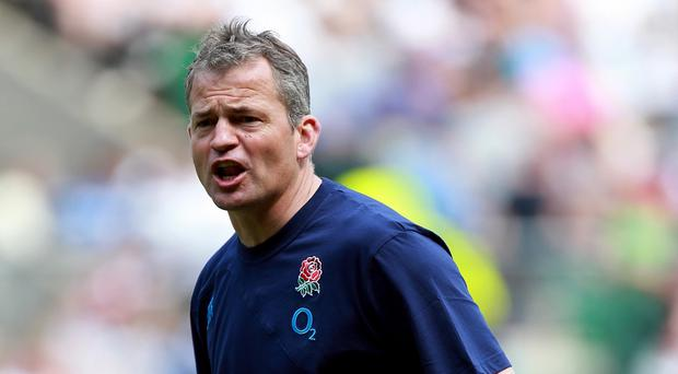 Former Bath and England full-back Jon Callard, pictured, as a new role with the RFU
