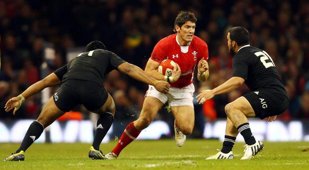 Wales international James Hook, who is one of Gloucester's star signings for the new season
