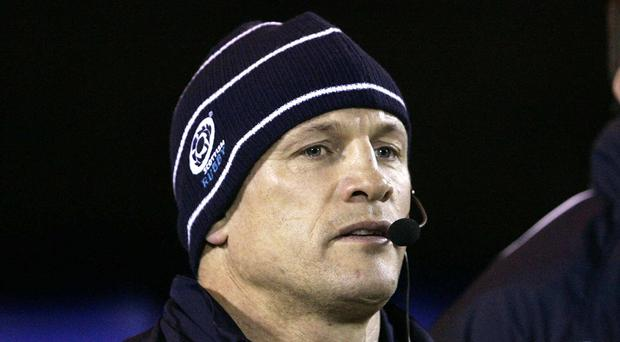 Gary Mercer, pictured, has succeeded James Lowes
