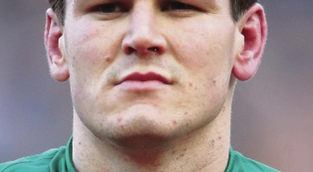 On the move: Johnny Sexton has rejected deal at Racing Metro