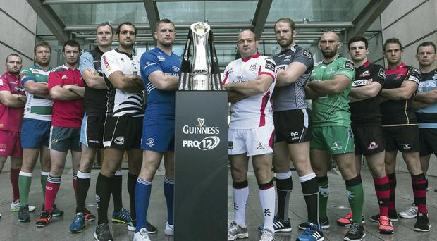 Hit and miss: Jamie Heaslip's Leinster and Rory Best's Ulster have failed to spark in European competition this term along with both Munster and Connacht