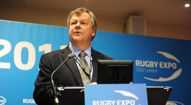Ian Ritchie, pictured, said England have