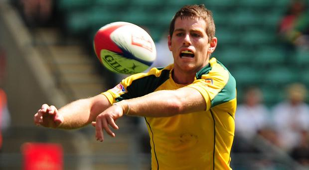 Bernard Foley kicked a last-gasp conversion to win the game for Australia