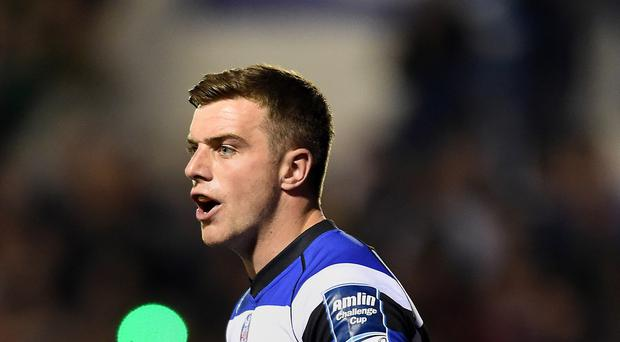 Bath's George Ford, pictured, upstaged Danny Cipriani when auditioning for a place in the England squad