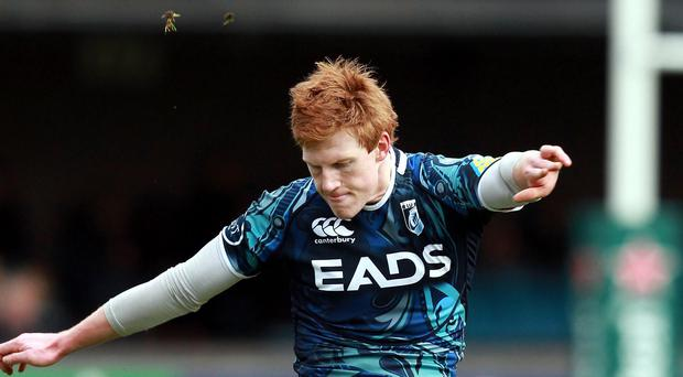 Rhys Patchell was among the try scorers as Cardiff trumped Zebre in Parma