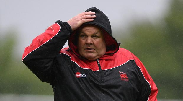London Welsh head coach Justin Burnell is eager to put their opening day loss quickly behind them