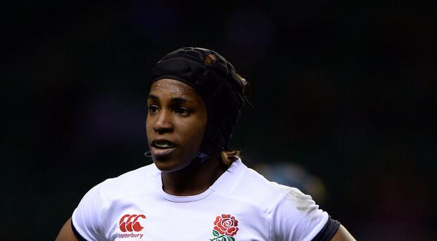 England's Margaret Alphonsi (pictured), Joanna McGilchrist and Katherine Merchant have retired from international rugby