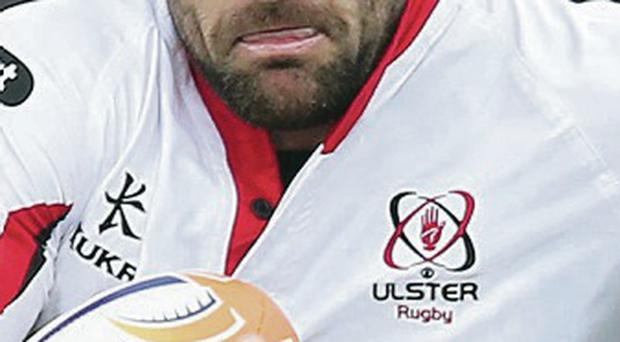 Out of opener: Jared Payne will miss the clash with Zebre
