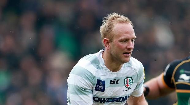 Shane Geraghty was influential as London Irish defeated Newcastle